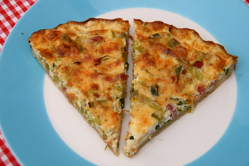 Bacon-Lauch-Quiche | by Katrin Gilger