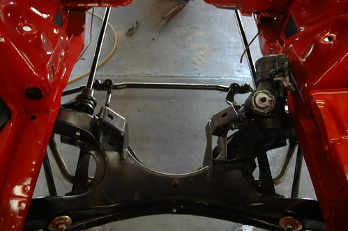 front suspension in | by Tolley's Charger