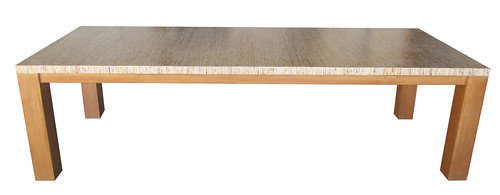 Curtis Dining Table w/ Kirei | by urbanwoods123