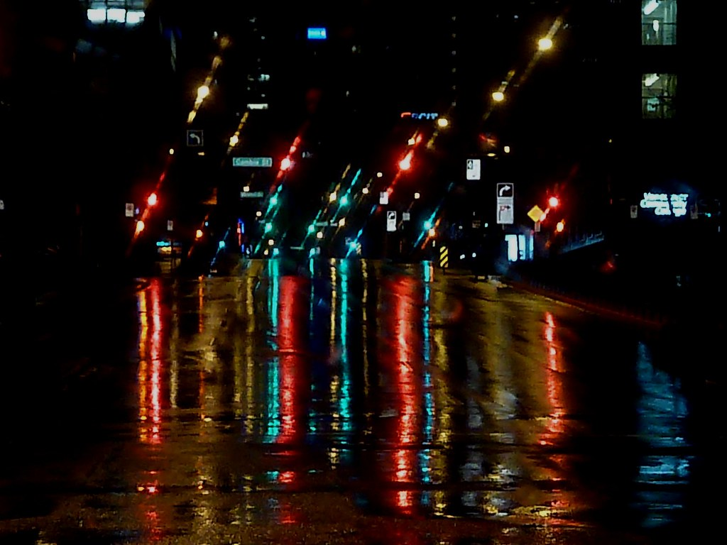Late Night Lights Matt Boulton Flickr