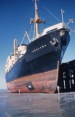 1959-09-Broome Koolama at Old Jetty