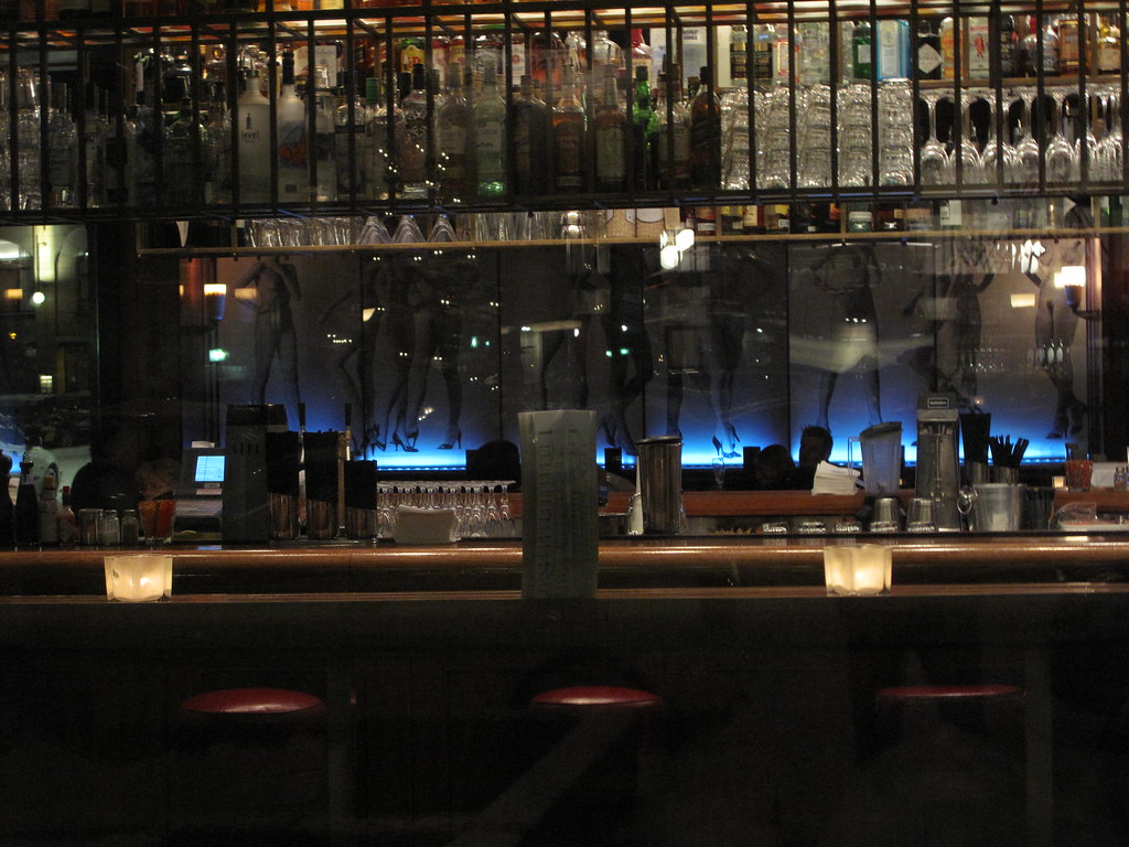 H.Newton Bar | Helmut Newton Bar in Berlin am