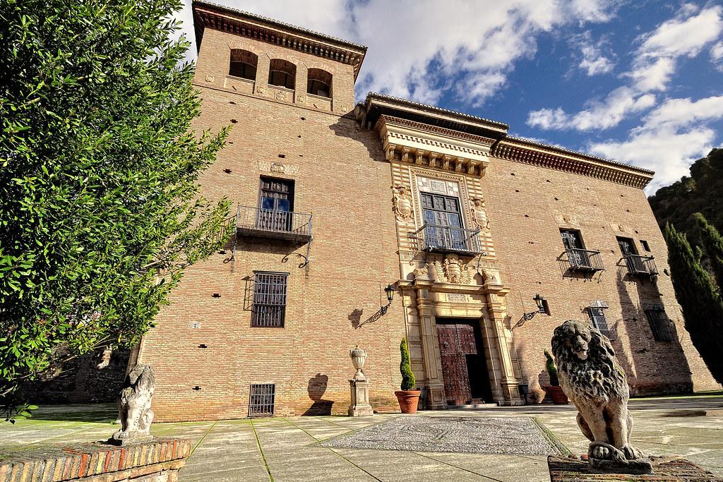 Palacio de Los Córdova. Granada
