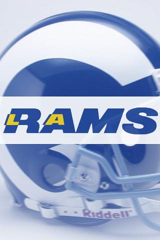 ... LA Rams Wallpaper | by The Starman