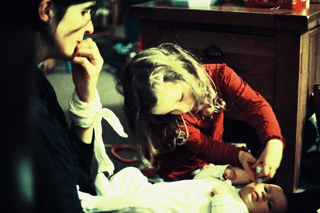 The paediatrician