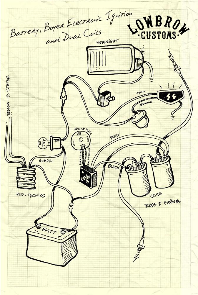 triumph-british-wiring-diagram-boyer-dual-coil | Biltwell Inc. | FlickrFlickr