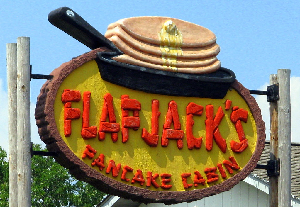 Flapjack S Pancake Cabin Sevierville Tn Us441 I Like Th Flickr