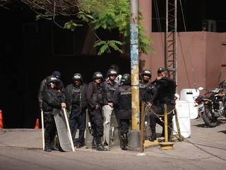 LGTBI - Policias frente al Ministerio Público