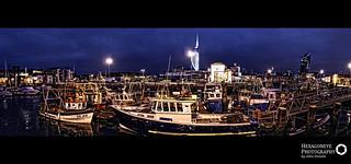 16/365 Portsmouth's Fishing Fleet | by Hexagoneye Photography
