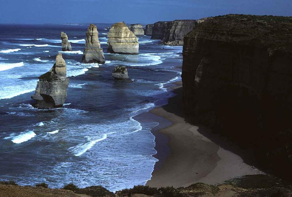 Port Campbell National Park - The 12 Apostles - Victoria Australia
