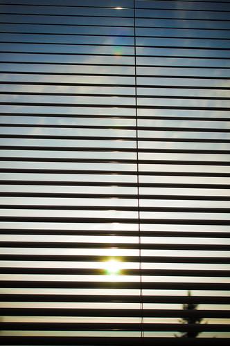 sun sunrise 35mm soleil store nikon lumière wakeup reveil matin d90 nikkor35mm18 nikon35mm18