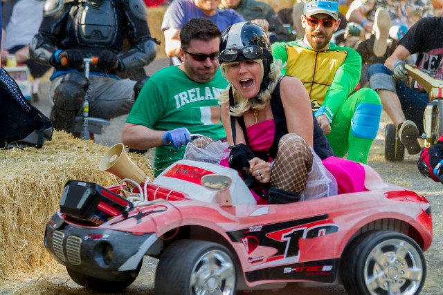 Bring Your Own Big Wheel 2014