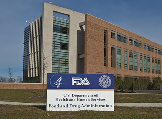 FDA Sign & Bldg 21 at Entrance | by The U.S. Food and Drug Administration