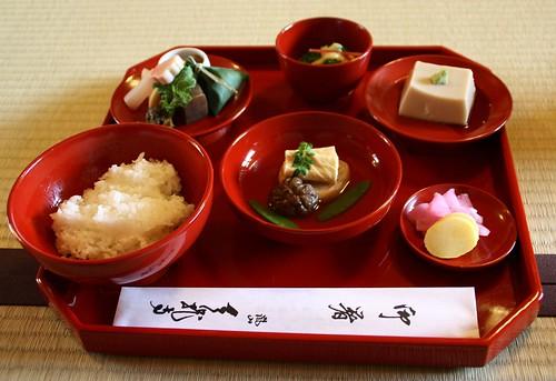 Tenryu-ji temple - Restaurant Shigetsu - cuisine de moines | by Annie Guilloret