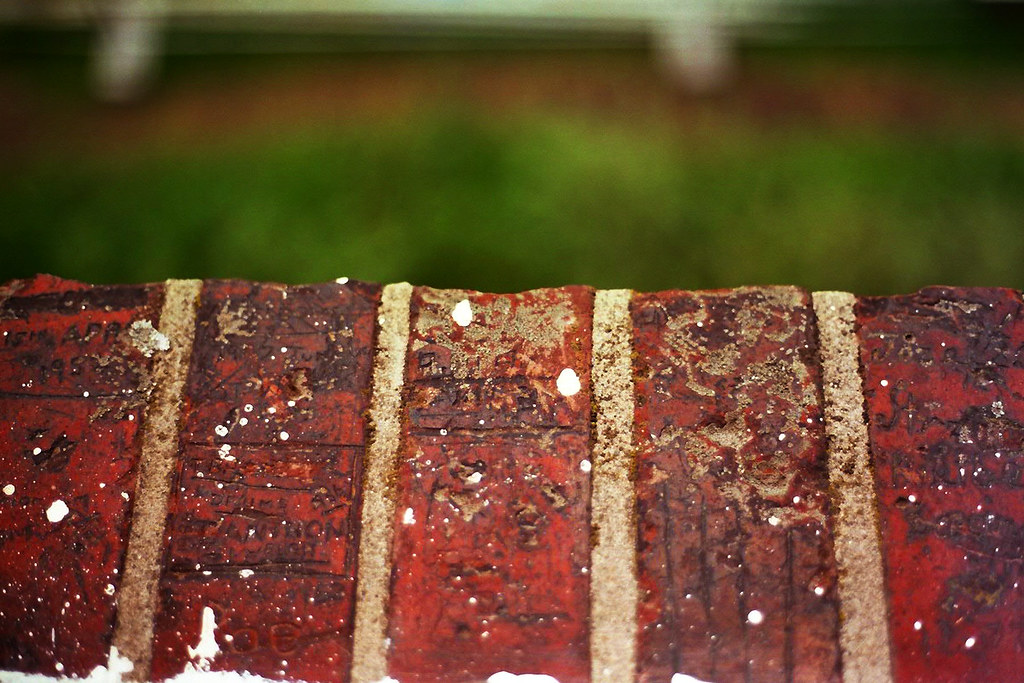 bricks by Jannik Hildebrand