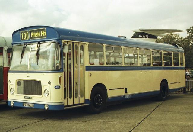 W54, SWC 24K, Bristol RE, ECW Body
