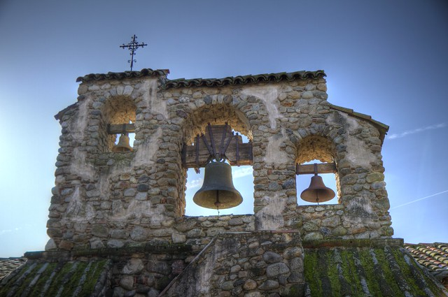 The Bells at Mission San Miguel