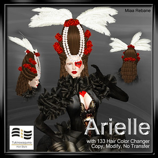 Tukinowaguma Arielle - THC2010 | by Tukinowaguma Hair Style