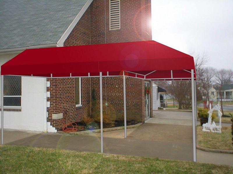 Rendering Baltimore Church