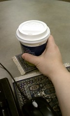 morning latte [2011-365-020]