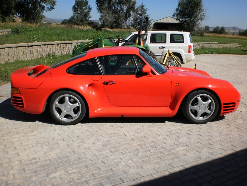 Porsche 959 For Sale >> 1987 Porsche 959 For Sale Profile Bring A Trailer Flickr