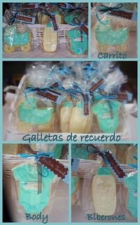 TARTA BAUTIZO ISMAEL y sorteo3 | by Cocina de la Srta. Mol