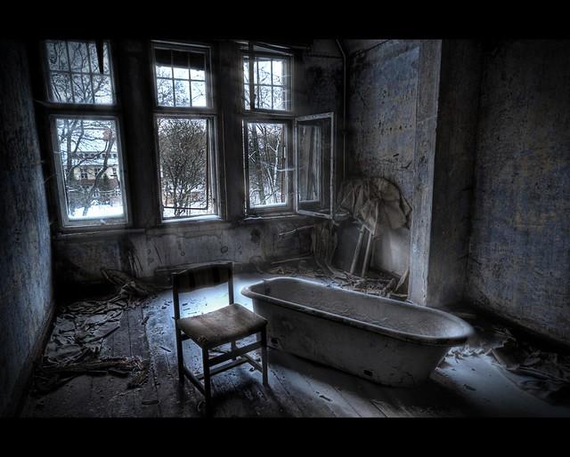Aquaphobic Chair...