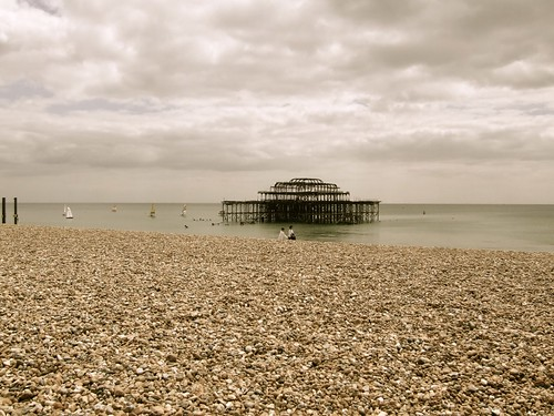 Brighton Pier | by Ian Varley