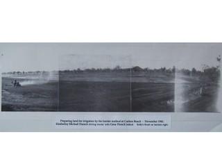 1941 Border Method at Carlton Reach - 70 Years Ago in 2011