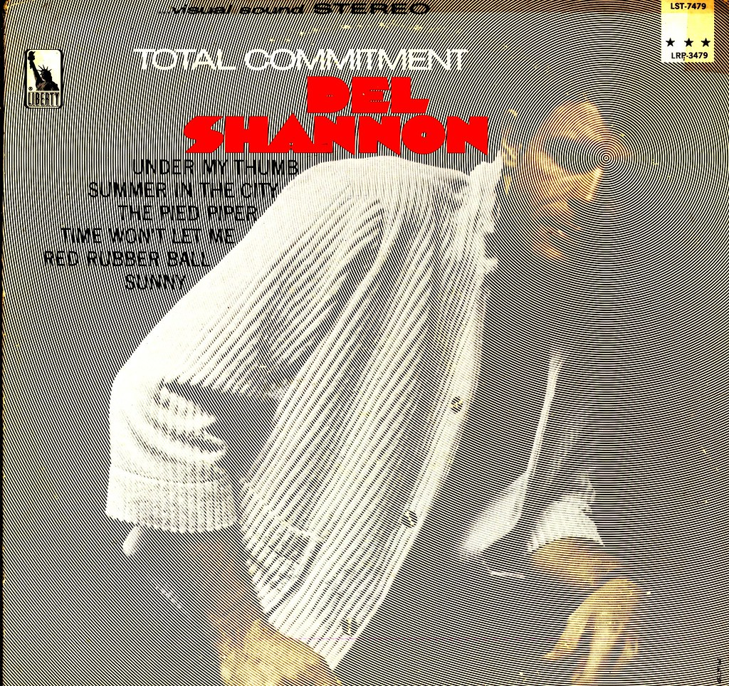 13 - Shannon, Del - Total Commitment - US - 1967 | Also an a… | Flickr