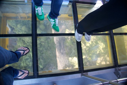 Glass Bottom Gondola   by irene.