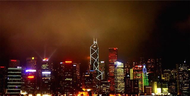 Hong Kong Laser Show 2