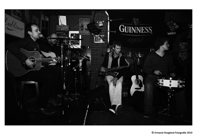 Singer-Songwriter festival @ Enkhuizen Irish pub The Dubliner