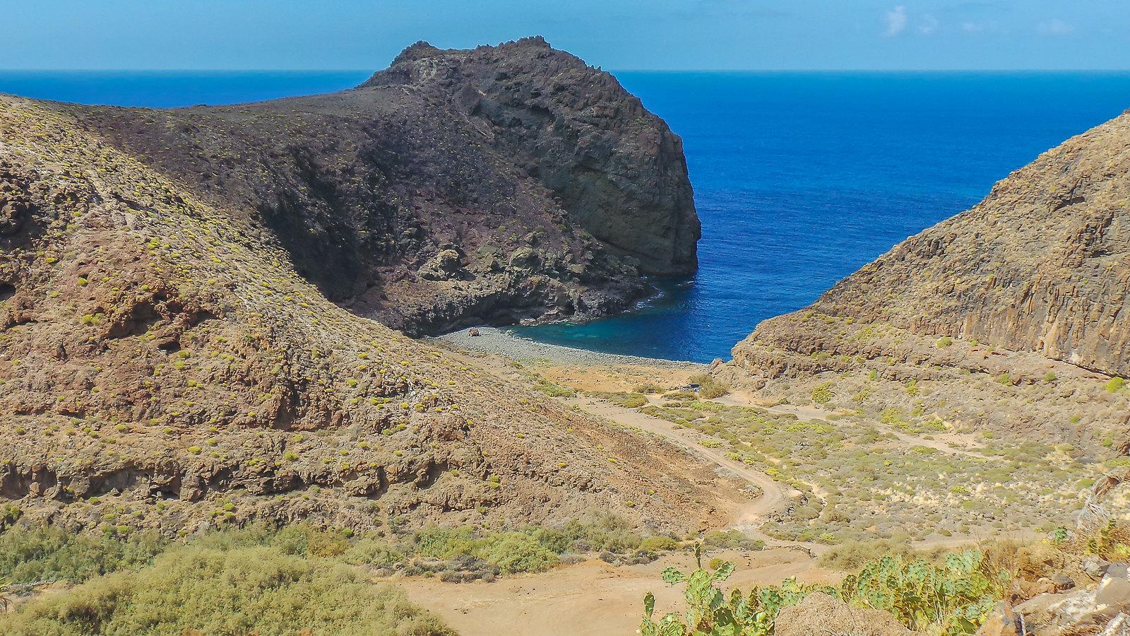 Playa El Juncal G 225 Ldar En Gran Canaria Flickr