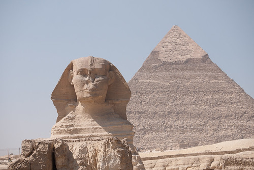 The Great Sphinx of Giza | by trvlto