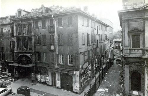 Corso Garibaldi, Teatro Fossati