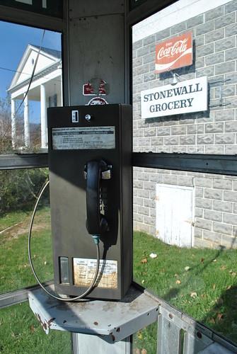 booth phone telephone civilwar mcdowell highlandcounty
