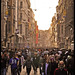 Istiklal Caddesi by Dubber Ruckie