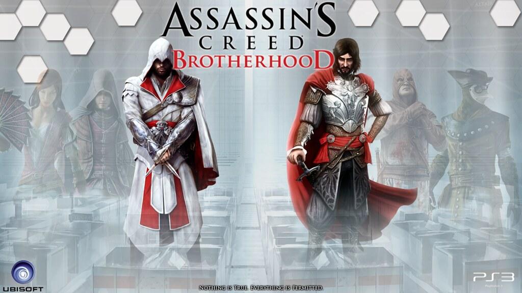 Assassins Creed Brotherhood Wallpaper Jordan Bird Flickr
