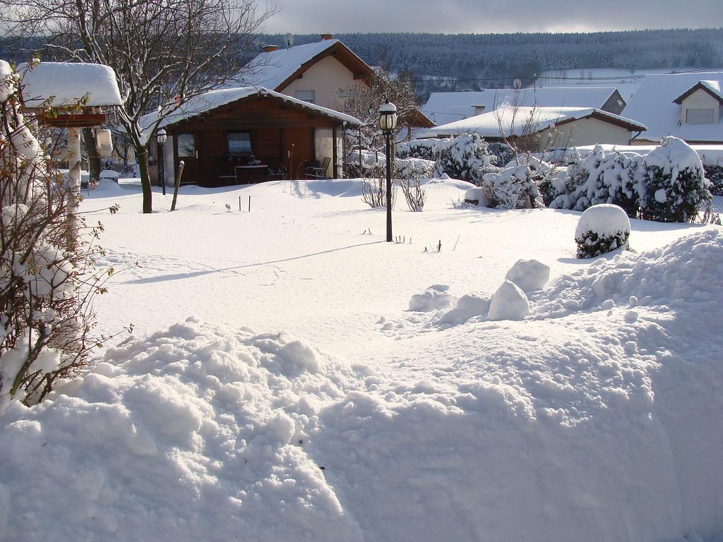 Garten Im Winter Haiw3009 Flickr