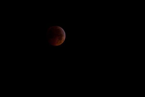 Full Lunar Eclipse, 21/12/2010