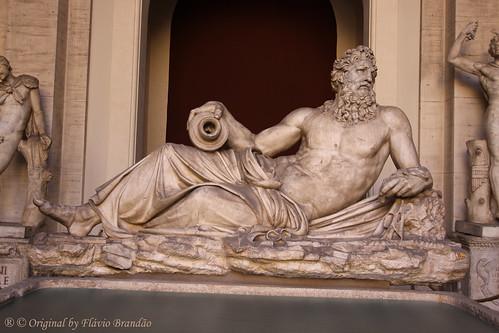 Série sobre o Museu do Vaticano, Itália - Series about the Vatican's Museum, Italy - 15-10-2010 - IMG_1503