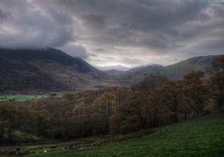 Buttermere | by P C M Taylor
