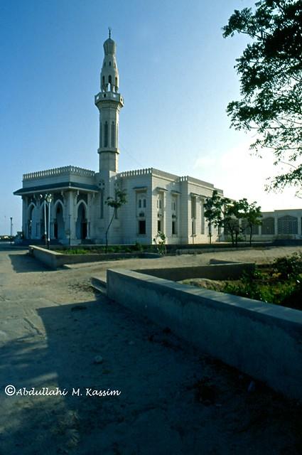 Mosque of Islamic Solidarity جامع التضامن الإسلامى (Masaajidka Isbahaysiga), Mogadishu