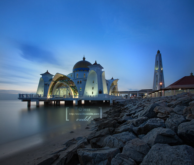 The Straits Mosque