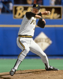 1990 Jerry Reuss Pittsburgh Pirates 5