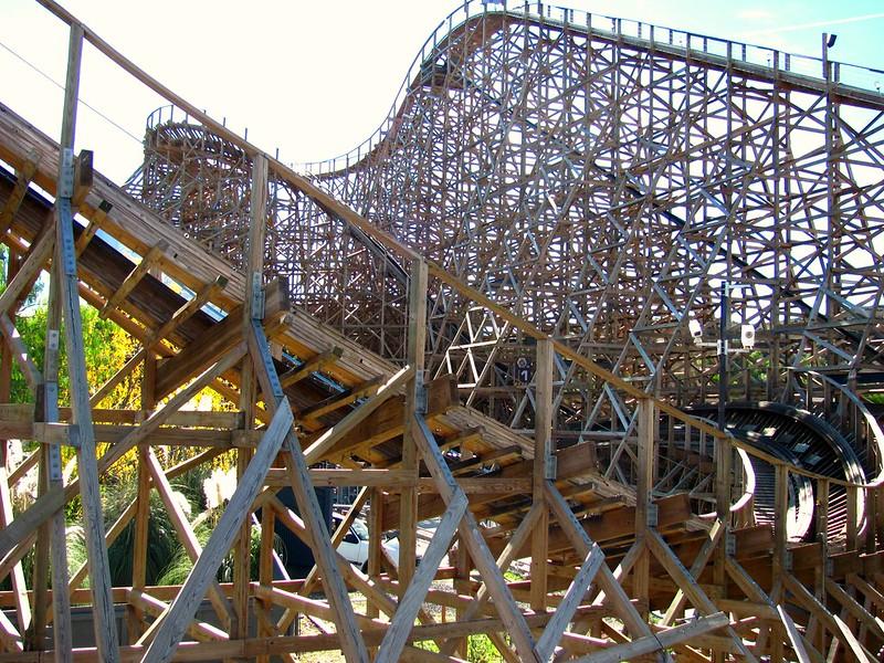 Six Flags Magic Mountain 036