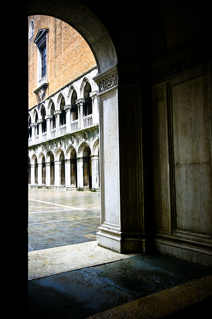 Inside Palazzo Ducale