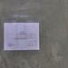 <p>Dan Graham (Gallery)<br /> Floorplan<br /> 506 Bernard St.<br /> Chinatown, L.A.<br /> 2010, Adam Feldmeth<br /> Placed on floor by Aaron Wrinkle</p>