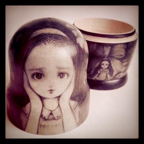 Alice matryoshka | by timeandlove320